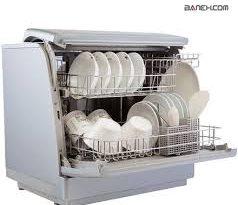 فروشگاه ماشین ظرفشویی ال جی رومیزی