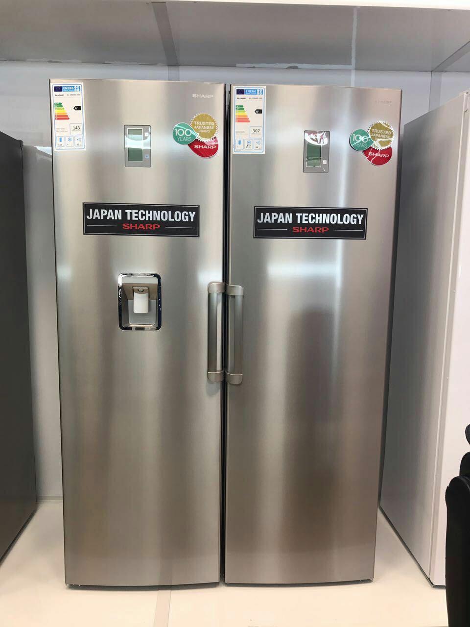 قیمت انواع یخچال دوقلو شارپ در بانه