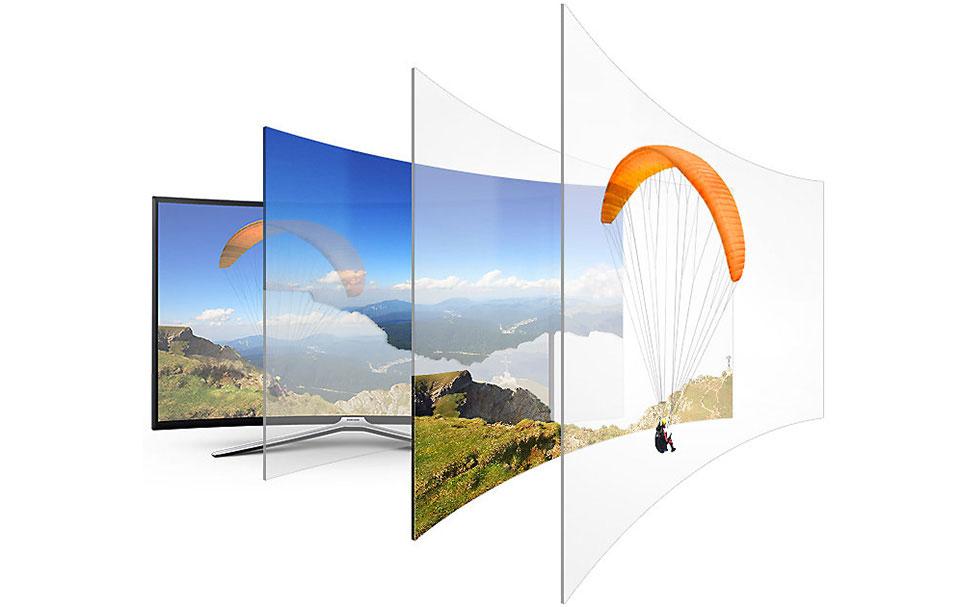 قیمت تلویزیون 55 اینچ سامسونگ