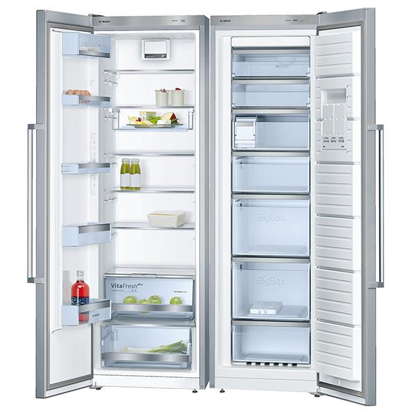 قیمت انواع یخچال بوش دو قلو