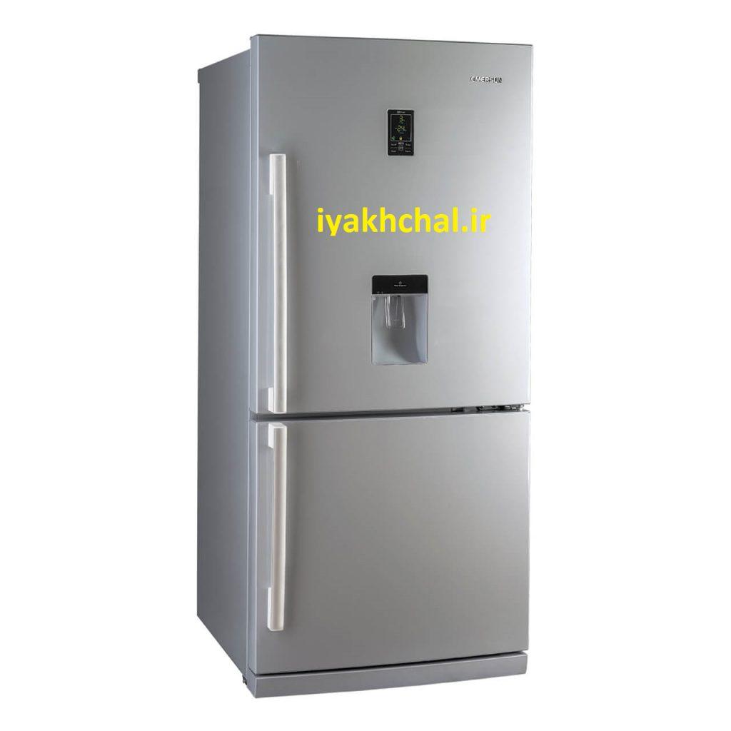 صادرات انواع یخچال ایرانی