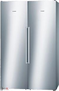 قیمت یخچال فریزر دو قلو بوش مدل KSF36PI30 از بانه
