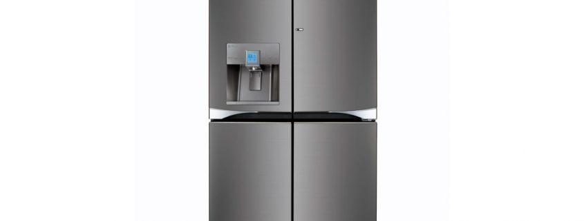 قیمت یخچال ساید بای ساید ال جی مدل J264