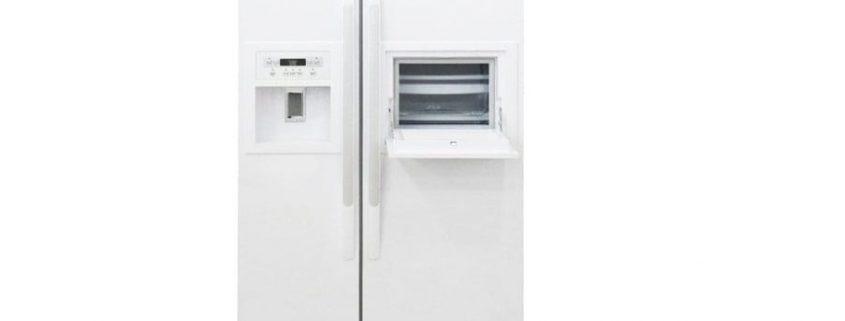 قیمت یخچال ساید بای ساید دوو مدل 2611 از بانه