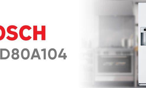 خرید ساید بای ساید بوش مدل KAD80A104 از بانه