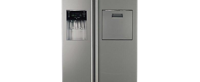 خرید یخچال ساید بای ساید سامسونگ مدل SRSA1ZTMG از بانه