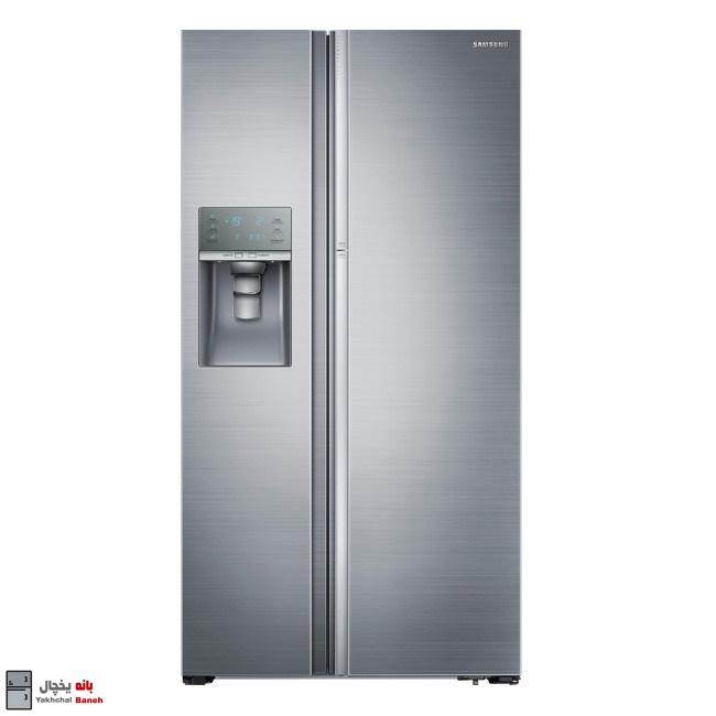 خرید یخچال ساید بای ساید سامسونگ مدل RH57 از بانه