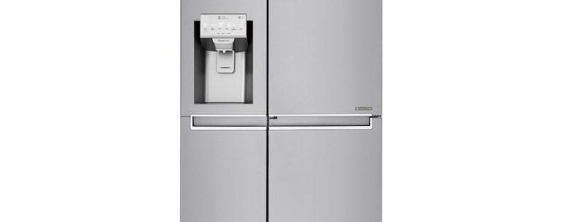 خرید یخچال ساید بای ساید ال جی مدل GSJ960 از بانه