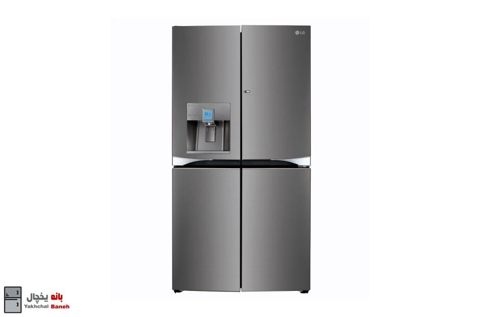 خرید یخچال ساید بای ساید ال جی مدلJ-264 از بانه