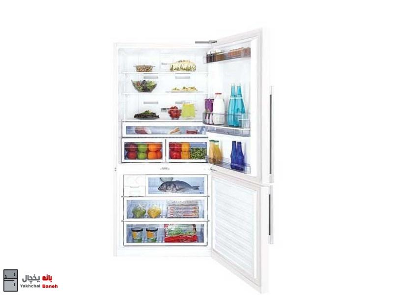 خرید یخچال و فریزر بکو مدلCN163223DE از بانه