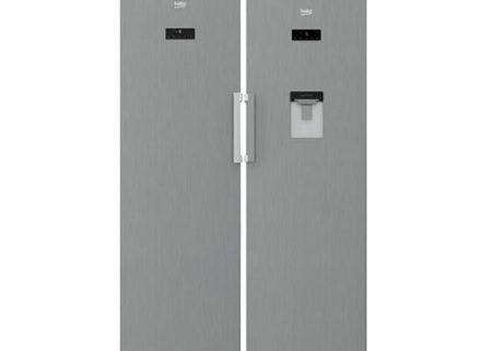 قیمت یخچال فریزر دوقلوی بکو مدل RSNE44/RFNE35