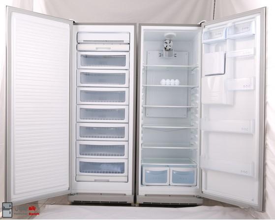یخچال و فریزر اکسنت مدل Verona-530