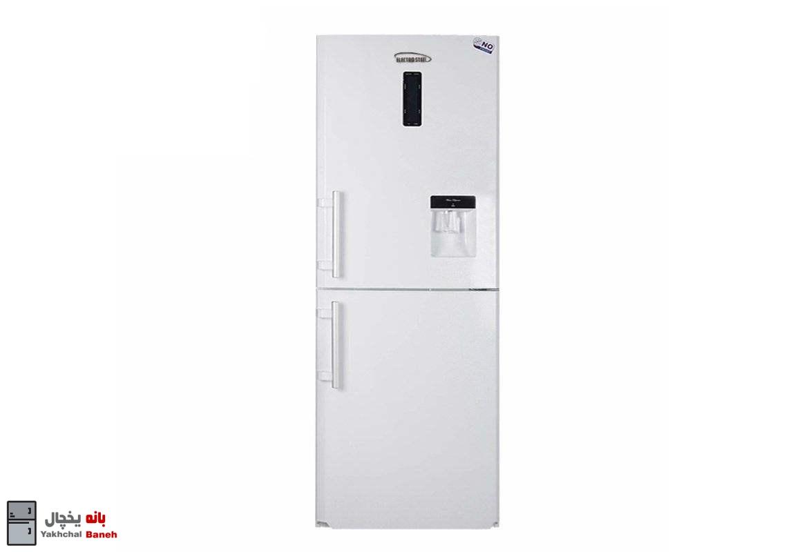 یخچال و فریزر الکترواستیل مدل ES27