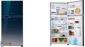 قیمت یخچال و فریزر توشیبا مدل GR-W77 W