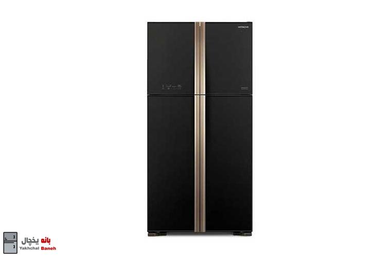 قیمت و مشخصات یخچال فریزر هیتاچی R-W610PUQ4