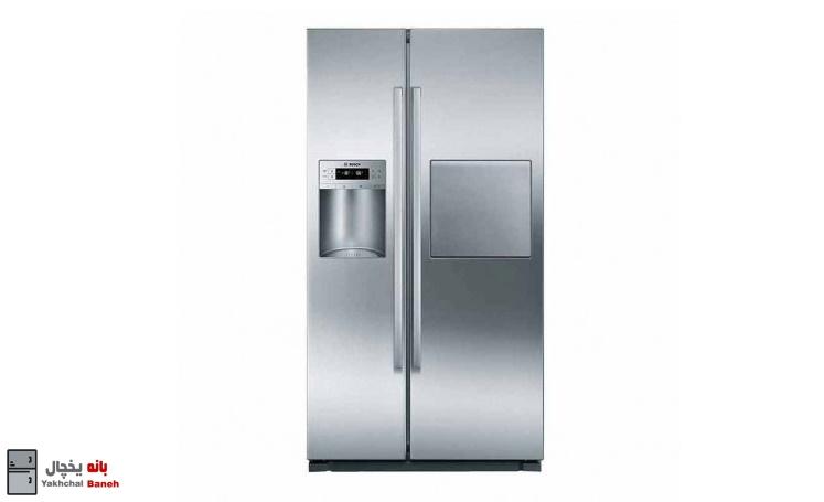 قیمت یخچال ساید بای ساید بوش KAD80A404