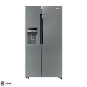 خرید یخچال ساید بای ساید اسنوا S8-2261SW